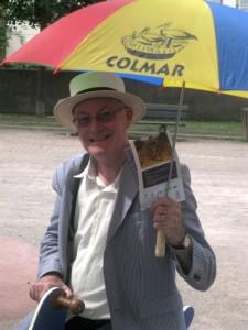 John in Colmar